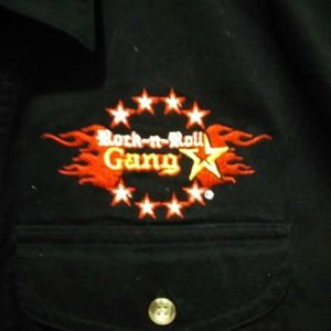 rock and roll gang star Tops - Rock n Roll Gang Star Apparel Top  Size XL